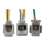 Wire Modular Jacks